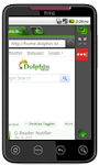 LastPass for Dolphin Browser Screenshot