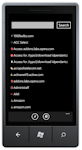 LastPass for Windows Phone Screenshot
